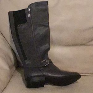 Guess Knee Boot Gray